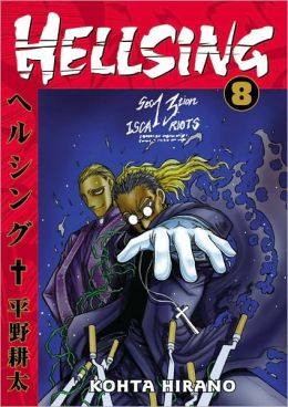Hellsing, Volume 8