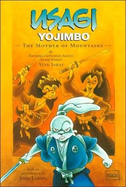 Usagi Yojimbo Volume 21: The Mother of Mountains