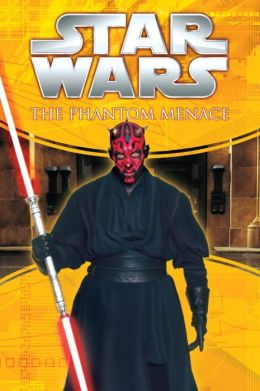 Star Wars Episode I: The Phantom Menace Photo Comic