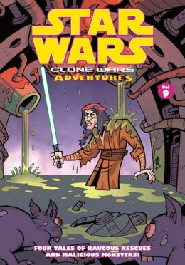 Star Wars Clone Wars Adventures, Volume 9