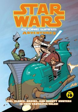 Star Wars Clone Wars Adventures, Volume 10