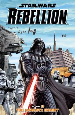 Star Wars: Rebellion, Volume 2: The Ahakista Gambit