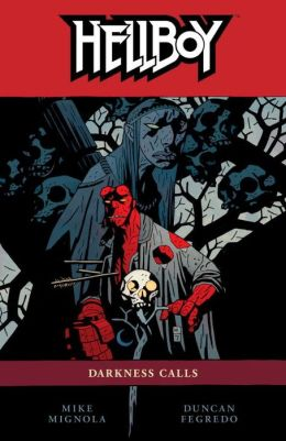 Hellboy, Volume 8: Darkness Calls