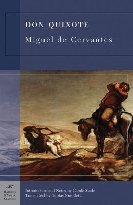 Don Quixote (Barnes & Noble Classics Series)