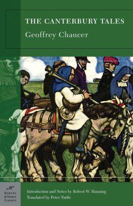 Canterbury Tales (Barnes & Noble Classics Series)
