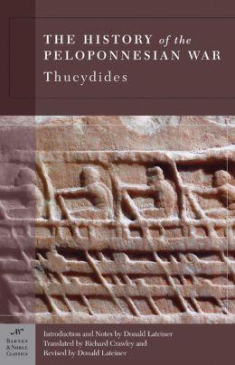 History of the Peloponnesian War (Barnes & Noble Classics Series)