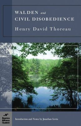 Walden and Civil Disobedience (Barnes & Noble Classics Series)