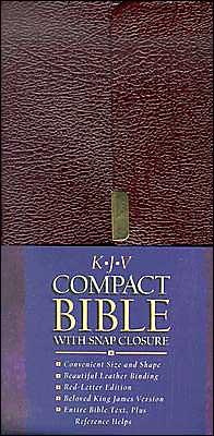 KJV Slimline Bible