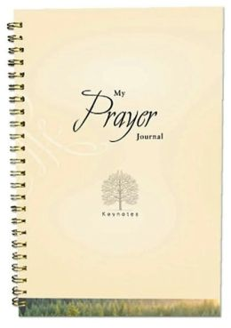 Keynotes: My Prayer Journal