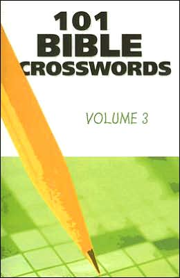 101 Bible Crosswords: Volume 3
