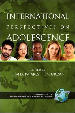 International Perspectives On Adolescence (Pb)