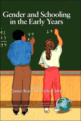 Gender And Schooling In The Early Years (Hc)