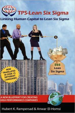 Tps-Lean Six Sigma