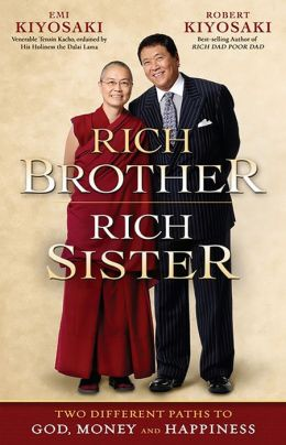 Rich Brother Rich Sister: Two Different Paths to God, Money and Happiness