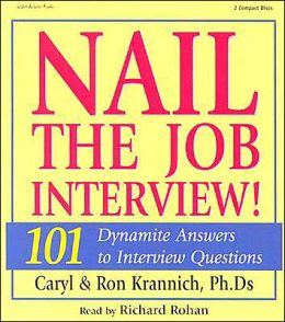 Nail The Job Interview