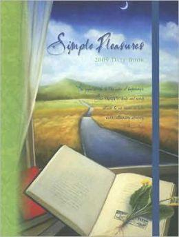 Simple Pleasures Datebook