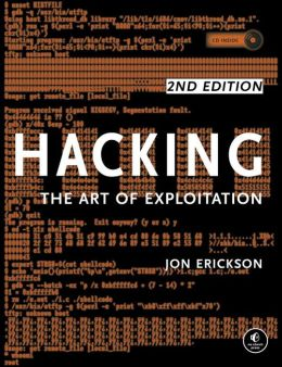 hacking the art of exploitation by jon erickson nook book barnes noble hackers gain customers credit card information 260x345