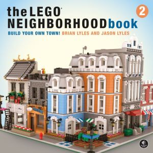 Book The LEGO Neighborhood Book 2: Build Your Own City!