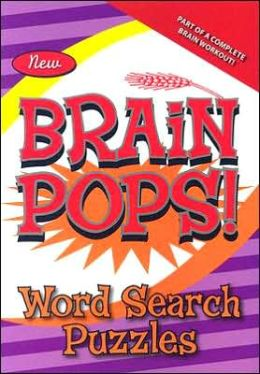 Brain Pops-Word Search Puzzles