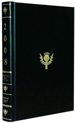 2008 Britannica Book of the Year