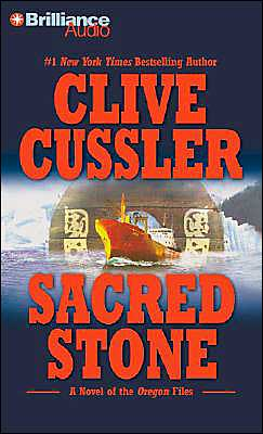 Sacred Stone (Oregon Files Series #2)