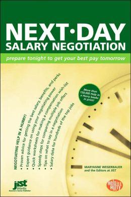 Next-Day Salary Negotiation