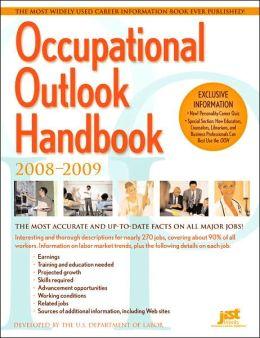 Occupational Outlook Handbook, 2008-2009