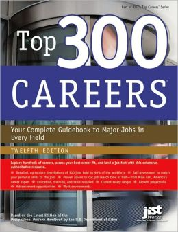 Top 300 Careers, 12th Ed