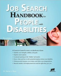 Job Search Handbook for People with Disabilities, Third Edition