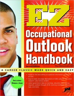 EZ Occupational Outlook Handbook, Second Edition