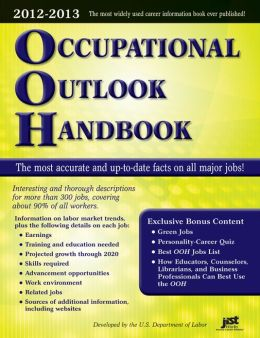 Occupational Outlook Handbook 2013-2014