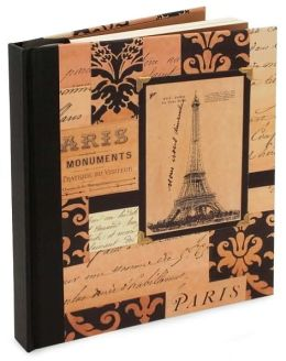Bon Vivant Bound Lined Journal 7 X 9