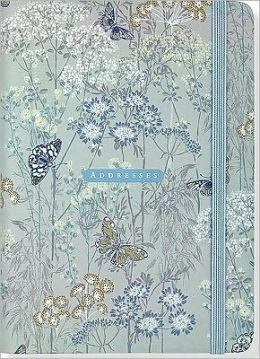 Dusky Meadow Address Book 4 X 5