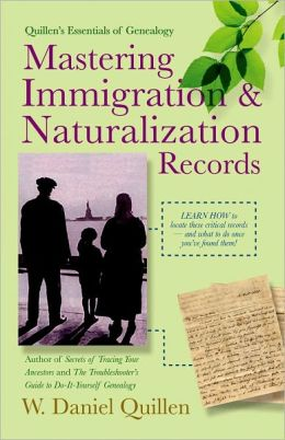 Mastering Immigration & Naturalization Records