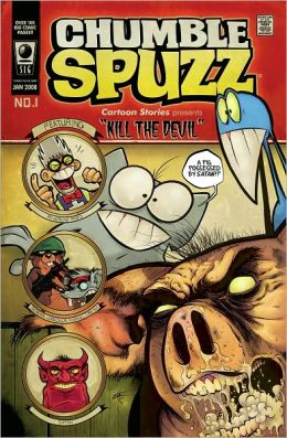 Chumble Spuzz: Kill the Devil