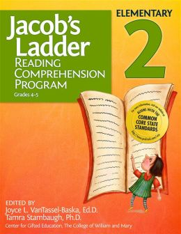 Jacob's Ladder Reading Comprehension Program Level II