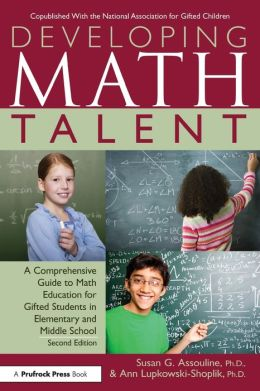Developing Math Talent, 2nd ed., 2E