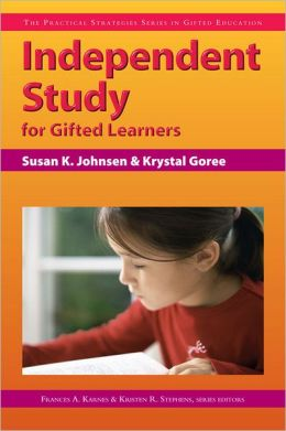 Independent Study for Gifted Learners