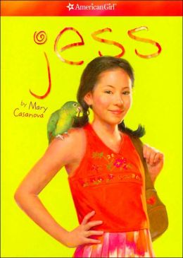 Jess (American Girl Today Series)