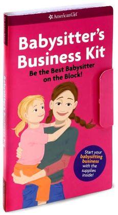 Babysitter's Business Kit (American Girl Series)