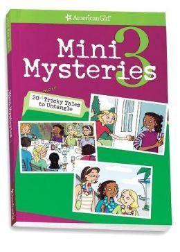 Mini Mysteries 3 (American Girl Mysteries Series)