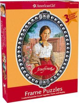 American Girl Frame Puzzle: Josefina