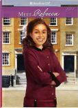 Book Cover Image. Title: Meet Rebecca (American Girl Collection Series:  Rebecca #1), Author: Jacqueline Dembar Greene