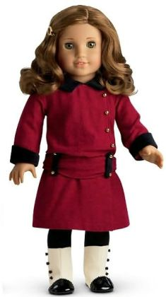 Rebecca Mini Doll (American Girls Collection Series)