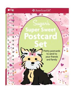 Sugar's Super Sweet Postcard Set: Pretty Postcards to Send to Your Friends and Family