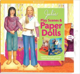 Julie Play Scenes & Paper Dolls:Decorate rooms and act out scenes from Julie's stories!
