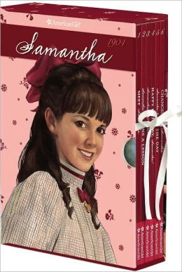Samantha Boxed Set with Game