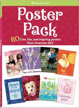 Cute, fun, and inspiring posters from American Girl!