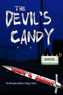 The Devil's Candy [McCassey Brothers Trilogy Book 2]