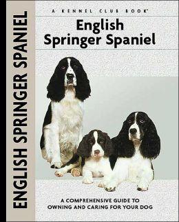 English Springer Spaniel (Kennel Club Dog Breed Series)